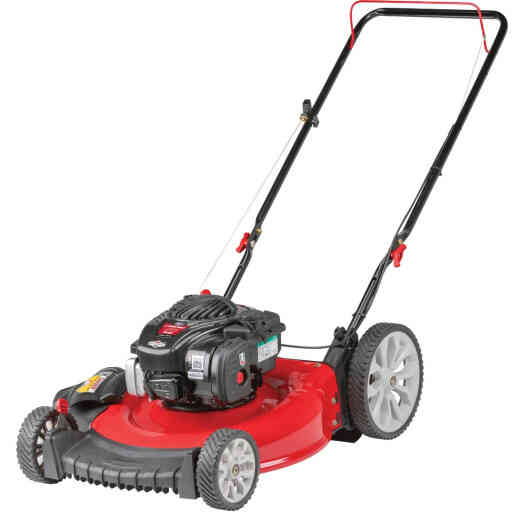 Troy-Bilt TB105 21 In. 140cc High Wheel Push Gas Lawn Mower